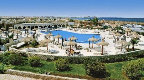 Aladdin Beach Resort, Hurghada - Egypt
