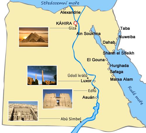 Dovolena Egypt Na Svetadilech